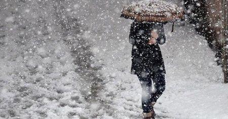 İstanbul'un yüksek kesimlerinde kar başladı!