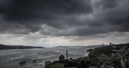 İstanbullular dikkat! Meteoroloji'den uyarı geldi!