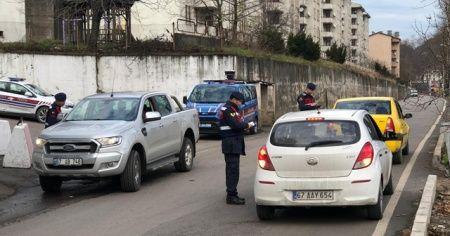 Jandarmadan 'Duman' operasyonu: 23 şahıs yakalandı