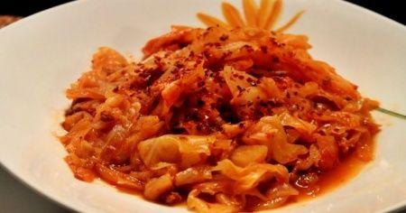 Kapuska tarifi etsiz kapuska yemeği, Kapuska nasıl yapılır ve Kapuska yapımı ve hazırlanışı
