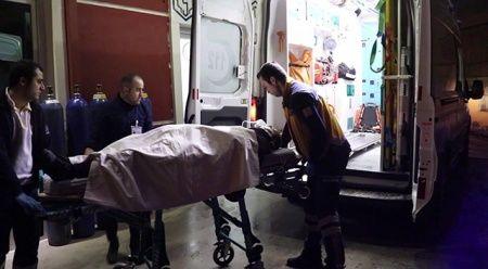 Karaman'da yaralı olarak bir hastanenin önüne bırakılan kişi öldü