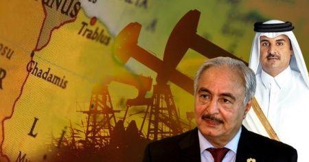 Katar'dan Libya'da petrol üretiminin durdurulmasına şiddetle kınama