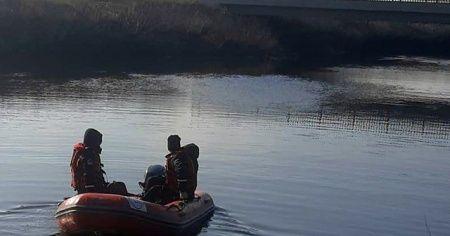 Kayıp kişinin cansız bedeni nehirde bulundu