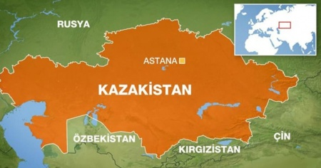 Kazakistan, koronavirüs salgını nedeniyle Çin sınırındaki faaliyetini durduracak