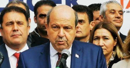 KKTC Başbakanı Tatar: Cumhurbaşkanlığına aday oldum kazanacağıma inanıyorum