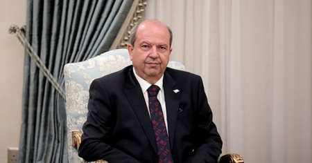 KKTC Başbakanı Tatar'dan Cumhurbaşkanı Erdoğan'a 'taziye' telefonu