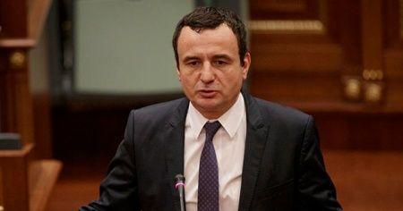 Kosova'da hükümeti kurma görevi Kurti'ye verildi