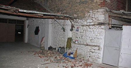 Manisa'daki deprem sonrası hasar tespit çalışması başlatıldı