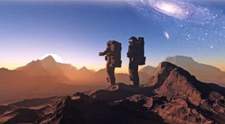 Mars'a seyahat 100 bin dolar