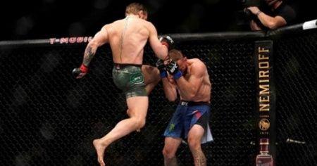 McGregor rakibini 40 saniyede yıktı