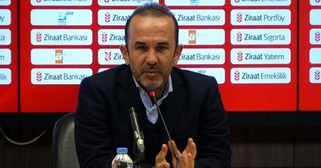 """Mehmet Özdilek: """"Son vuruşlarda beceriksizdik"""""""