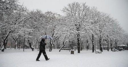 Meteoroloji'den çok sayıda ile kar, buzlanma ve don uyarısı!