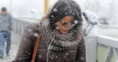 Meteorolojiden İstanbul'a kar ve buzlanma uyarısı