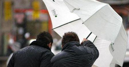Meteorolojiden, kuvvetli rüzgar uyarısı