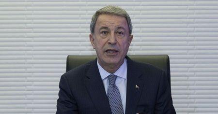 Milli Savunma Bakanı Hulusi Akar: Yunanistan, uluslararası hukuka uygun davranmalı