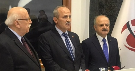 Milli Yüksek Hızlı Tren TÜLOMSAŞ' ta üretilecek