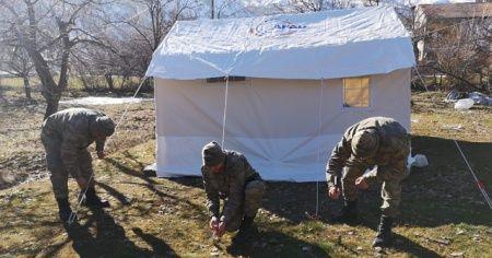 MSB'den Elazığ ve Malatya'da yapılan faaliyetlerle ilgili açıklama