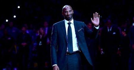 NBA efsanesi Kobe Bryant helikopter kazasında hayatını kaybetti