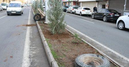 Otomobil çarpan çekçek arabası kullanıcısı yaşamını yitirdi