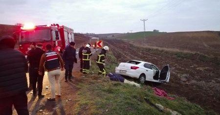 Otomobil ile tır çarpıştı: 5 yaralı