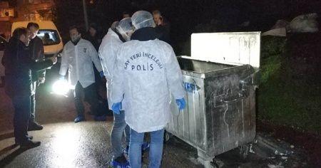 Parçalanarak çöpe atılan Iraklının cesedine 15 gündür sahip çıkan olmadı