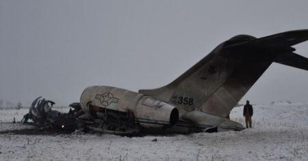Pentagon da askeri uçağın düştüğünü doğruladı