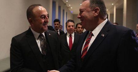 Pompeo'dan Berlin'de Libya diplomasisi