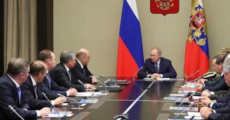 Putin yeni hedefini açıkladı