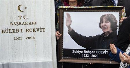 Rahşan Ecevit için kanun teklifi TBMM'ye sunuldu