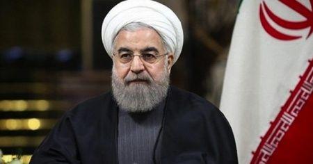 """Ruhani: """"ABD, İsrail'in politikalarını uygulayan bir yönetim haline geldi"""""""