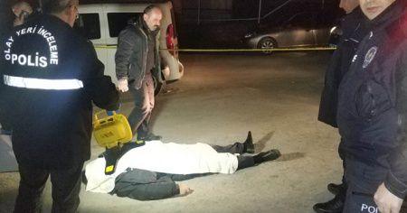 Sağlık Müdürü'nün babası yol kenarında ölü bulundı