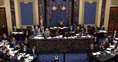 Senato Demokratların 'Beyaz Saray'dan belge' talebini reddetti