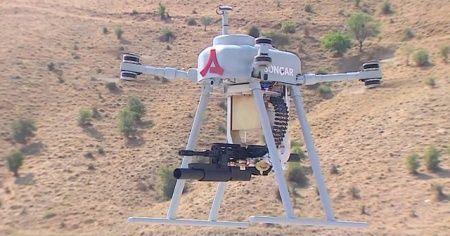 Silahlı drone Songar, Togan ile ilke imza atacak!
