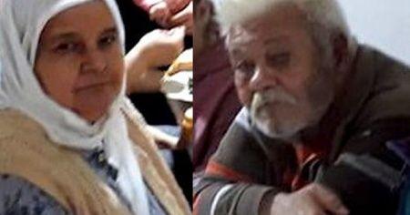 Sobadan zehirlenen yaşlı çift hayatını kaybetti