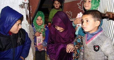 Suriyeli Türkiye ananın belini önce savaş sonra hastalık büktü