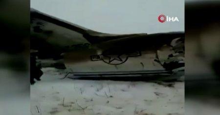 """Taliban: """"ABD uçağını düşürdük"""""""