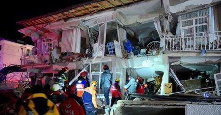 TOBB'un yardım tırlarının bazıları deprem bölgesine ulaştı