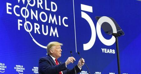 """Trump: """"Zaman kötümser değil iyimser olma zamanıdır"""""""