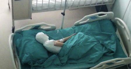 Ümraniye'de üvey anne dehşeti