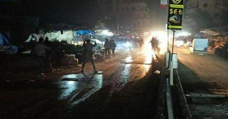 YPG/PKK'lı teröristlerden Afrin'e füze saldırısı