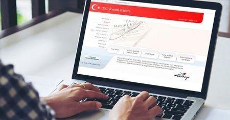 YSK kararları Resmi Gazete'de