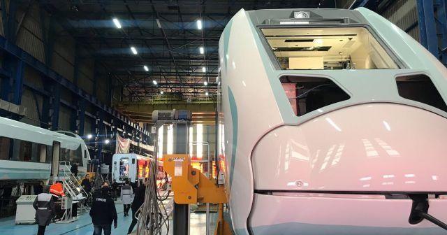 'Milli Elektrikli Tren' ile ekonomide büyük kazanım