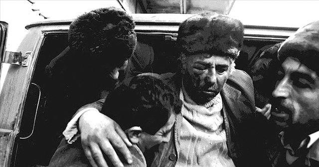 28 yıldır dinmeyen acı 'Hocalı Katliamı'