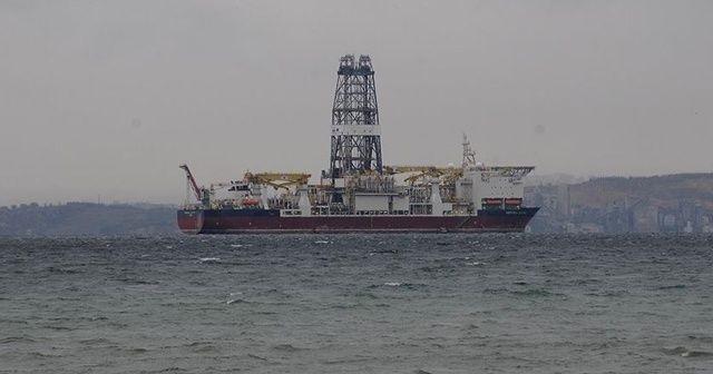 AB'den Türkiye Petrolleri Anonim Ortaklığı yetkililerine 'sondaj' yaptırımı