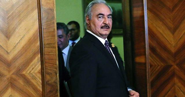 """ABD'li Büyükelçi Libya'ya ilk ziyaretinde Hafter'e """"ateşkes vaadini"""" hatırlattı"""