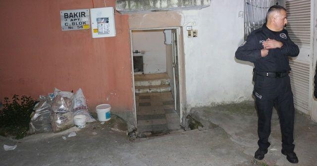 Adana'da evde yaktığı mangaldan zehirlenen kişi öldü