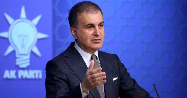AK Parti Sözcüsü Çelik'ten terörle mücadele açıklaması