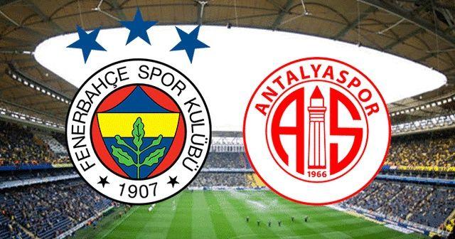Antalyaspor Fenerbahçe maçı - Antalyaspor Fenerbahçe Canlı İzle - Antalyaspor Fenerbahçe maçı İzle - Antalyaspor Fenerbahçe beIN Sports linki