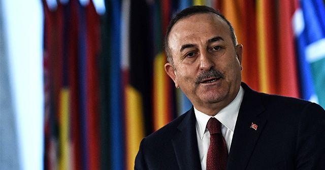 Bakan Çavuşoğlu: 'Rejim İdlib'de saldırılara devam ediyor'