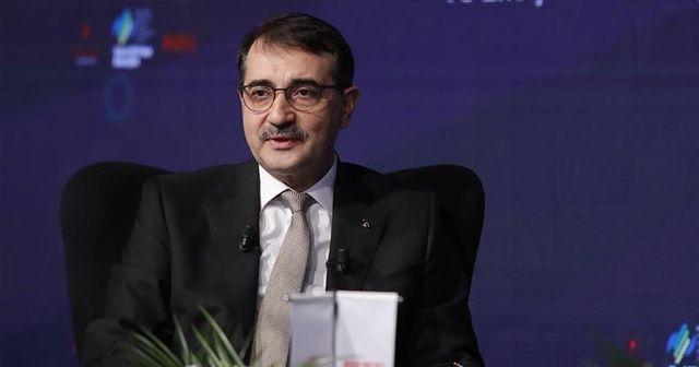 Bakan Dönmez: Üçüncü sondaj gemisi birkaç hafta içinde Türkiye'de olacak